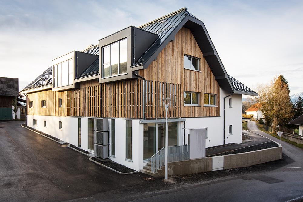 Bauernhof thiefenthaler in bergheim architekt dipl ing matthias viehhauser salzburg sterreich - Architekt bauernhaus ...