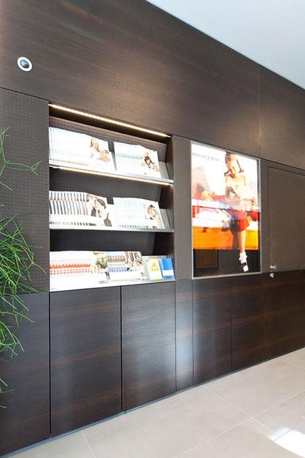 Bank Top Garage >> SPARKASSE INNSBRUCK WEST - Architekt Dipl. Ing. Matthias Viehhauser, Salzburg, Österreich