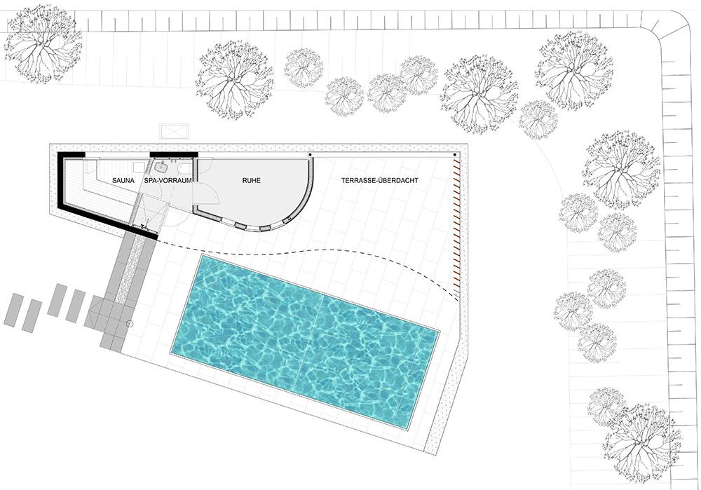 Pool Haus Architekt Dipl Ing Matthias Viehhauser Salzburg